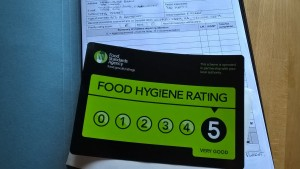 Food Hygiene Rating; Five Star