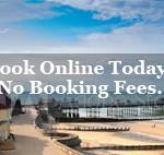 On-line booking; Barn & Beach