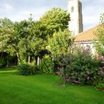 Church View, Happisburgh, Norfolk, Open Gardens