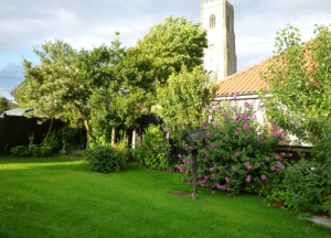 Church View, Happisburgh, Norfolk, Open Gardens