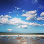 Beacton, beach, north norfolk,