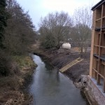 river ant, north norfolk, mill, canal