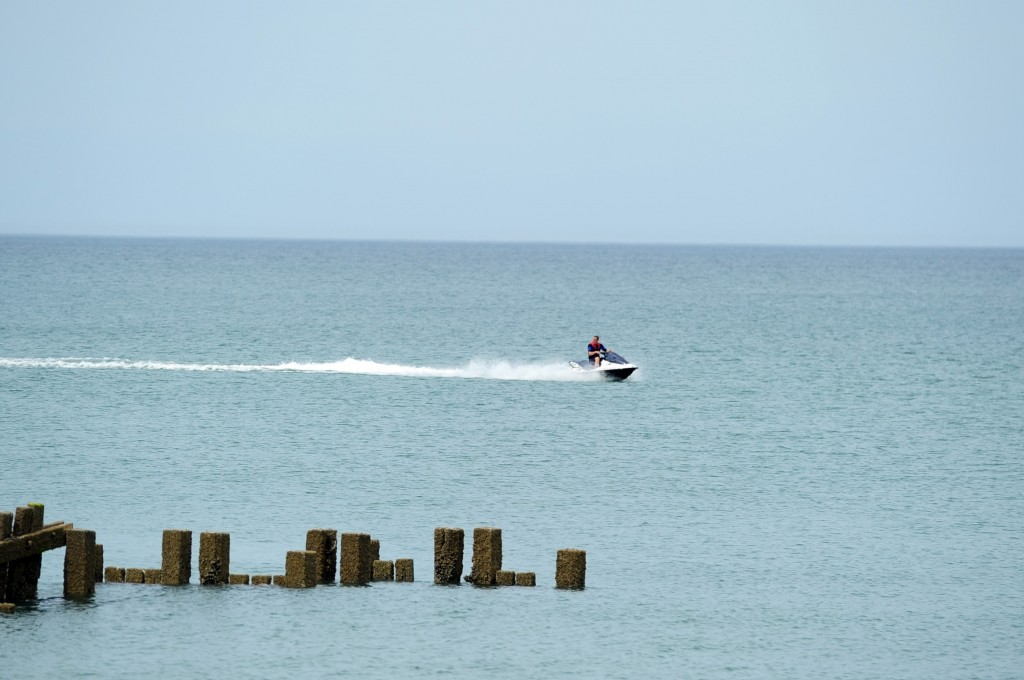 Jet-ski, Walcott, North Norfolk, Beaches, Watersports
