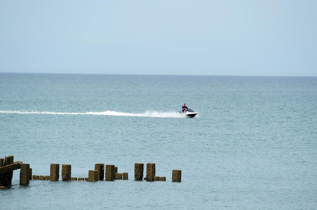 Jet-ski, Walcott, North Norfolk, Beaches, Watersports