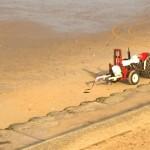 tractors, north norfolk