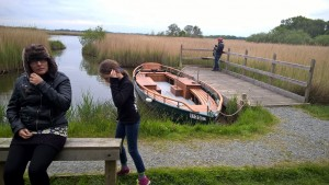 Norfolk, The Broads, Hickling Broad, Boattrips, bird watching