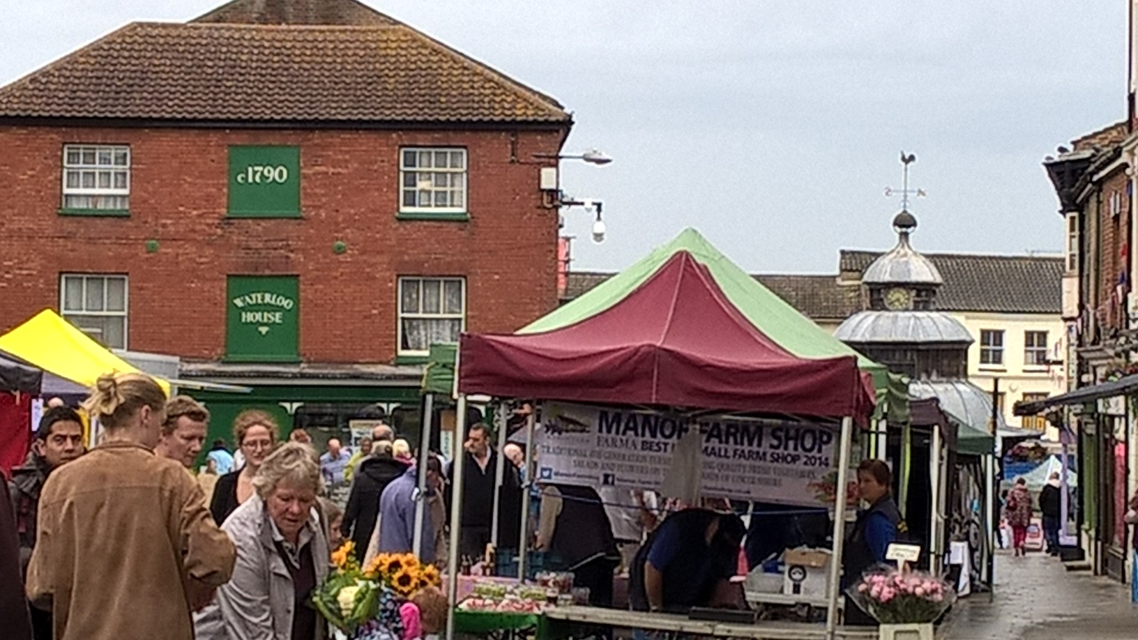 Image result for sunday farmers market nORTH wALSHAM