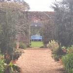 Walled Garden, Norfolk, Gardens, National Trust.