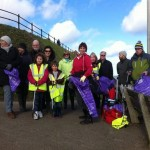 Beach Clean, Norfolk