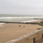 Walcott Beach, North Norfolk, beach Holidays