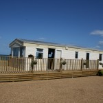 Sandbank, Bacton, Norfolk, Barn & Beach