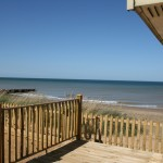Sandbank, Barn & Beach, Seaside, Holidays, Norfolk