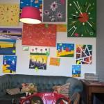 Art, Cafe, Sugar & Spice, Bacton, North Norfolk