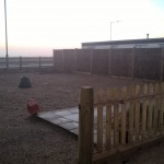 The Plot, Shepherd Hut, Norfolk Holidays, Walcott, Bacton