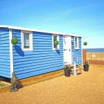 Shepherd hut; Holidays; North Norfolk; Barn & beach