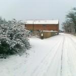 Winter; B&B; Barn & Beach; Norfolk