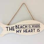 Beach Sign- Sandringham