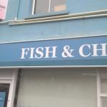No1 Cromer; Fish & Chips; Norfolk; Seaside